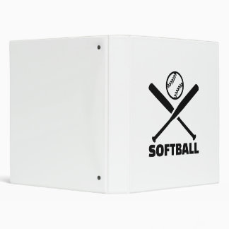 Softball Binder