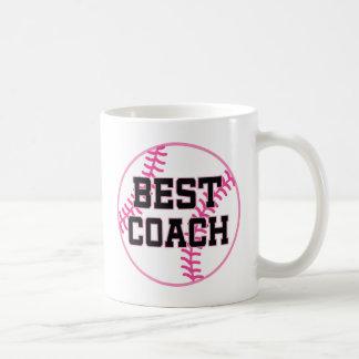 Softball Coach (Best) Gift Coffee Mug