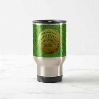 Softball Coach Present Dirty Ball Mug