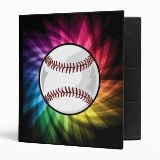 Softball colorido Béisbol