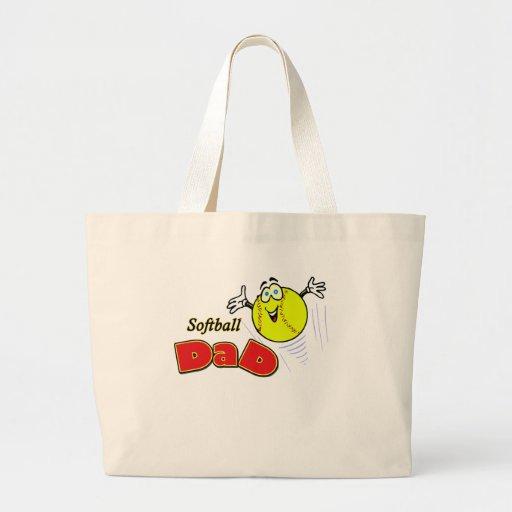 Softball Dad Bags