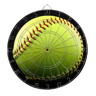 Softball Dart Board