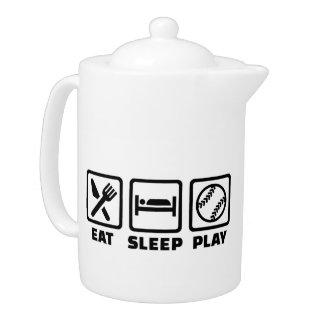 Softball de Eat Sleep Play