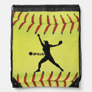 softball de Fastpitch del iPitch Mochilas