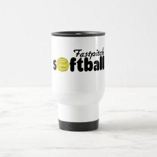 Softball de Fastpitch Taza