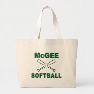 Softball de McGee Bolsa Tela Grande