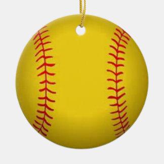 Softball Ornato