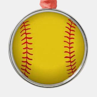 Softball Adornos