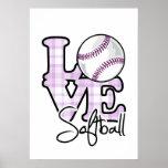 Softball del amor poster