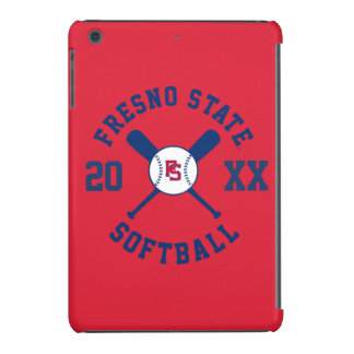 Softball del estado de Fresno Fundas De iPad Mini Retina