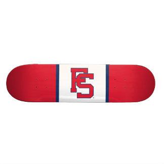 Softball del estado de Fresno Patineta Personalizada