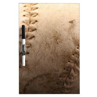 Softball Dry-Erase Board