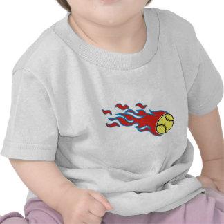 Softball fireball shirts