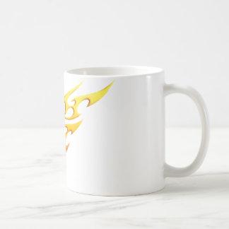 Softball Flame Coffee Mug