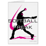 Softball Freak - Pitcher side Cards