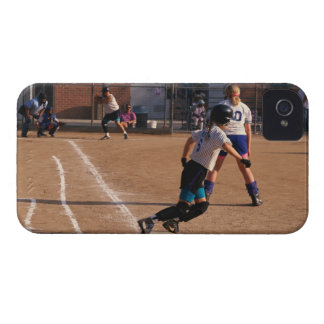Softball game iPhone 4 cover