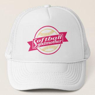 Softball Godmother Trucker Hat