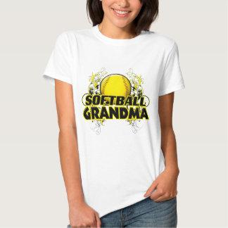 Softball Grandma (cross).png Tee Shirt