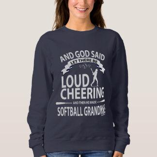 Softball Grandmas Sweatshirt