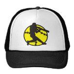 Softball Hitter Trucker Hats