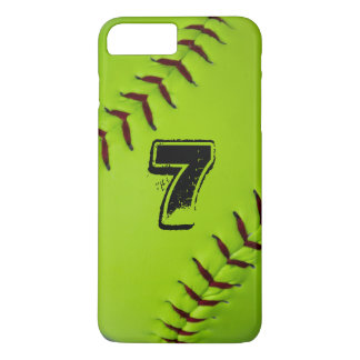 Softball iphone case