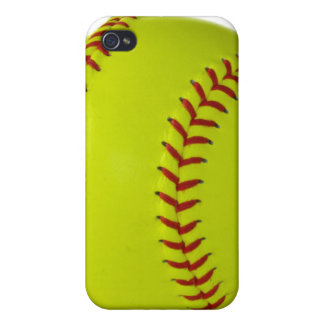 Softball IPhone Case Iphone 4 Cases For iPhone 4