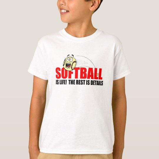 Softball Is Life T-Shirt