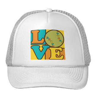 Softball Love Trucker Hat
