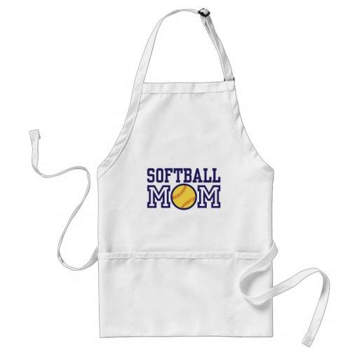 Softball Mom Apron