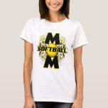 Softball Mom (cross) copy.png T-Shirt
