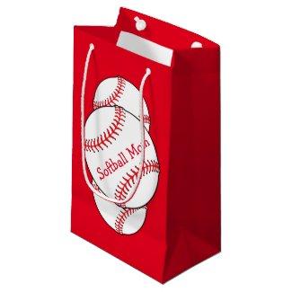 Softball Mom Gift Bag