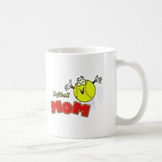 Softball Mom II Coffee Mug