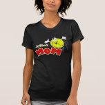 Softball Mom II Tee Shirts