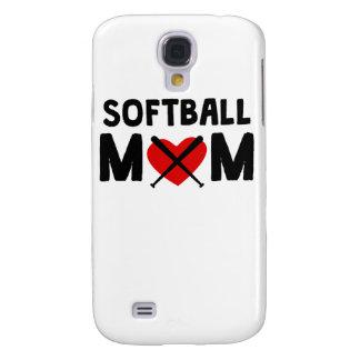 Softball Mom Samsung Galaxy S4 Cover