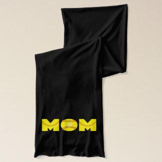 Softball Mom Scarf
