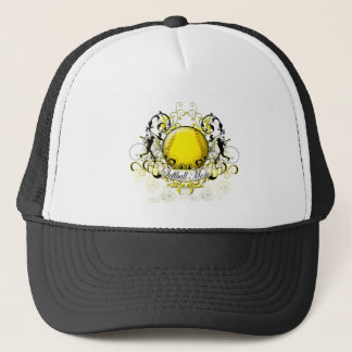 Softball Mom Trucker Hat