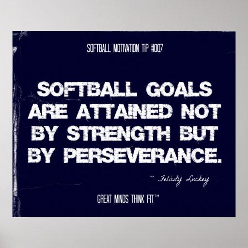 SOFTBALL Quotes Like S... Inspirational Quotes For Softball Players