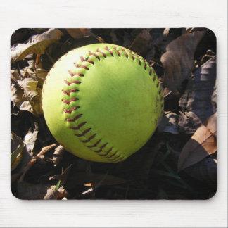 Softball Mousepad de Fastpitch
