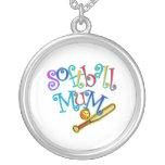 Softball Mum Jewelry