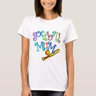 Softball Mum T-Shirt