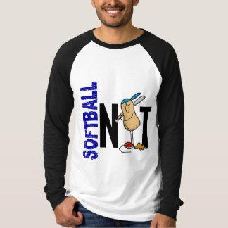 Softball Nut 1 T-Shirt
