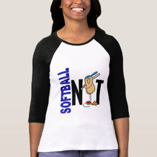 Softball Nut 1 T-Shirt