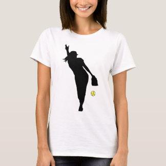 softball Pitch T-Shirt