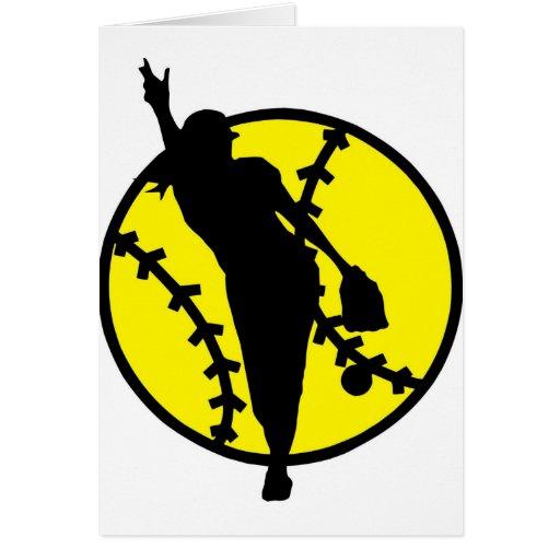 Softball Pitcher Cards