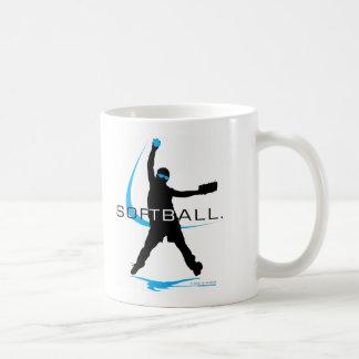 Softball - Pitcher Coffee Mug