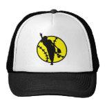 Softball Pitcher Trucker Hats