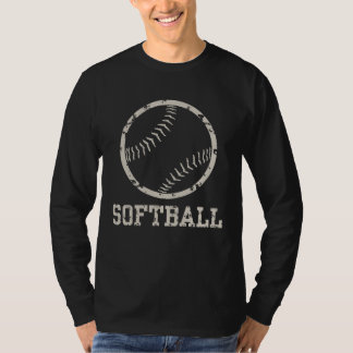 Softball Playera