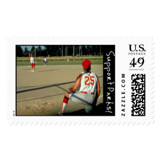 Softball Postage