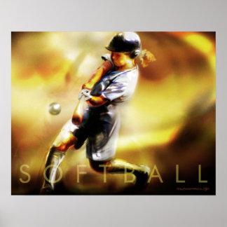 Softball_poster Póster