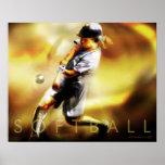 Softball_poster Print